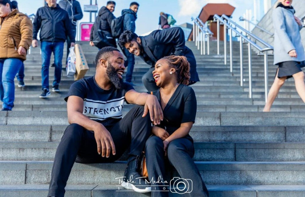 Comedian Arole set to marry his lover, Yemi.